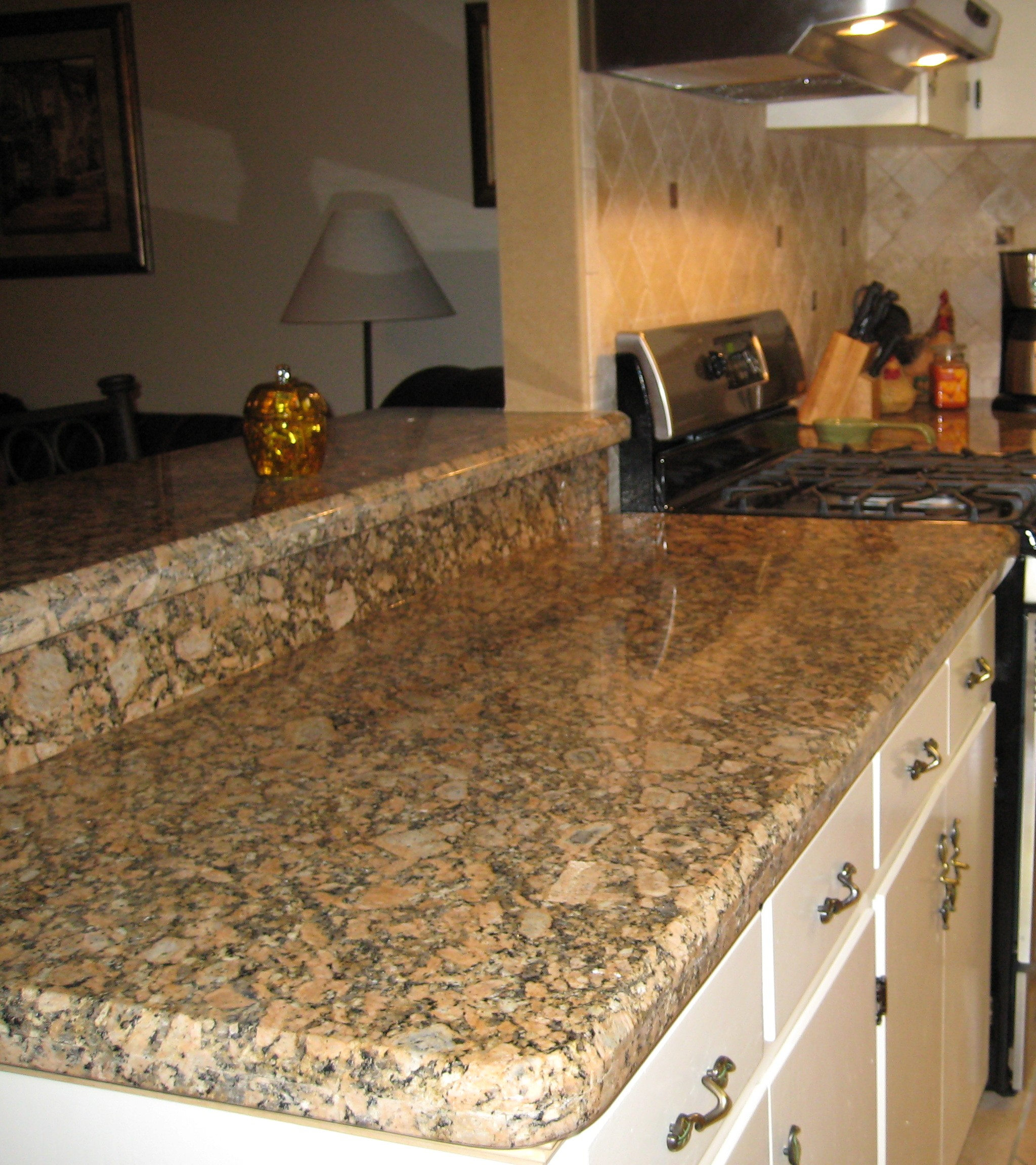 How thick is granite home design for 2 thick granite